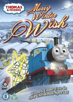 Thomas & Friends - Merry Winter Wish