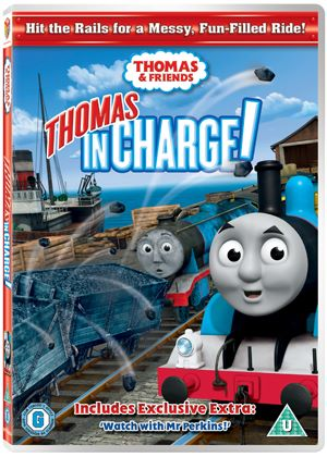Thomas And Friends - Thomas In Charge