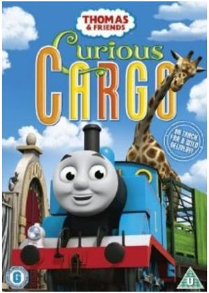 Thomas And Friends - Curious Cargo