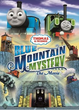 Thomas & Friends - Blue Mountain Mystery