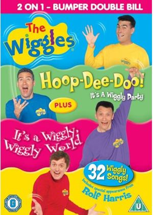 Wiggles, The - Hoop Dee Doo / Wiggly Wiggly World