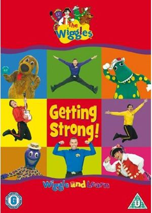 The Wiggles - Getting Strong