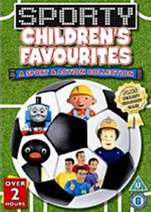 Childrens Favourites - Sporty Childrens Favourites