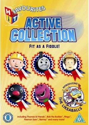 Hits Favourites - Active Collection