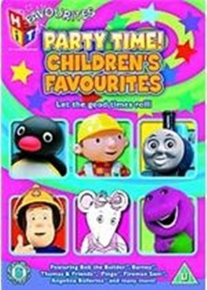 Hit Favourites - Party Time (Barney, Bob the Builder, Thomas)
