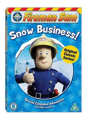 Fireman Sam - Snow Business