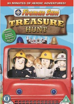 Fireman Sam - Treasure Hunt