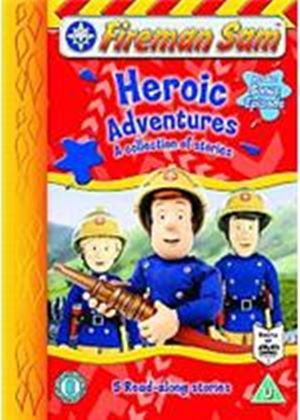 Fireman Sam - Heroic Adventures - A Collection Of Stories (Dvdi)