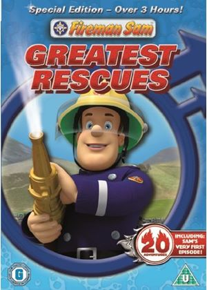 Fireman Sam - Sam's Greatest Resues