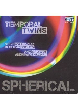 Temporal Twins - Spherical (Music CD)