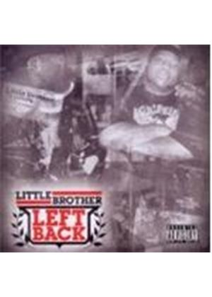 Little Brother - Leftback (Music CD)