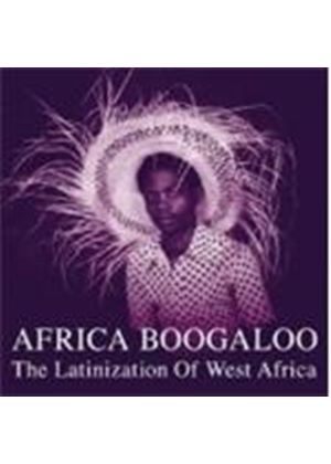 Various Artists - Africa Boogaloo (The Latinization Of West Africa) (Music CD)
