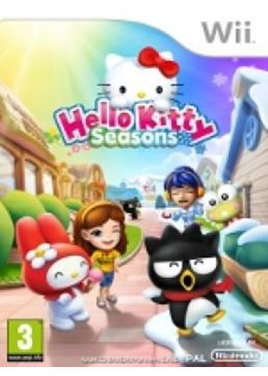 Hello Kitty Seasons (Wii)