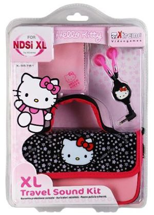 Hello Kitty Travel Sound Kit (Nintendo 3DS/DS)