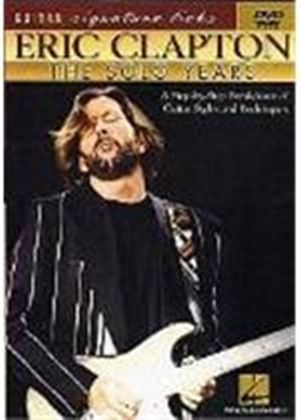 Eric Clapton: The Solo Years - Guitar Signature Licks
