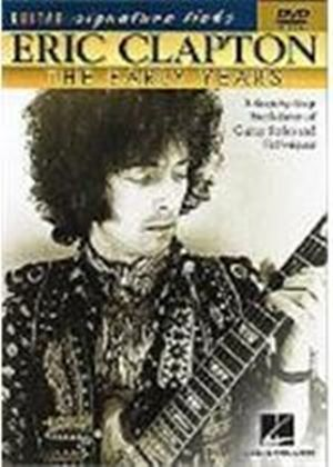 Eric Clapton - The Early Years - Guitar Signature Licks