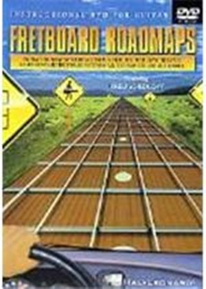 Fretboard Roadmaps With Fred Sokolow