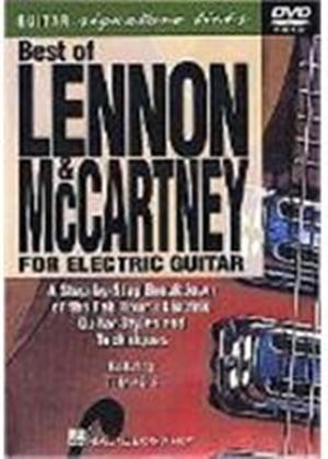 The Best Of Lennon And McCartney For Electric Guitar