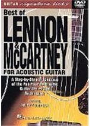 The Best Of Lennon And McCartney For Acoustic Guitar