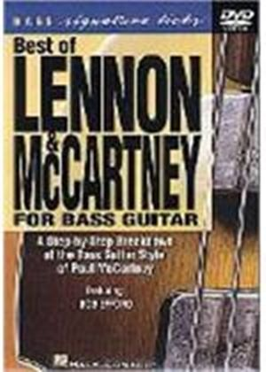 The Best Of Lennon And McCartney For Bass Guitar