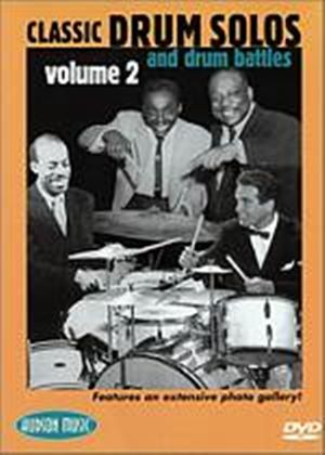 Classic Drum Solos And Drum Battles - Vol. 2 (Various Artists)