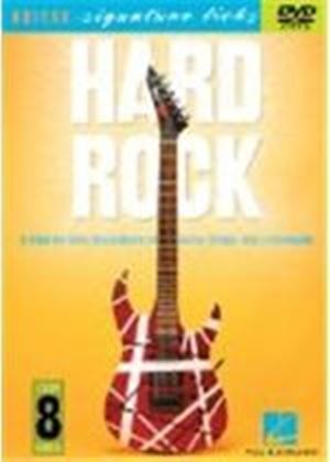 Hard Rock - Guitar Styles And Techniques