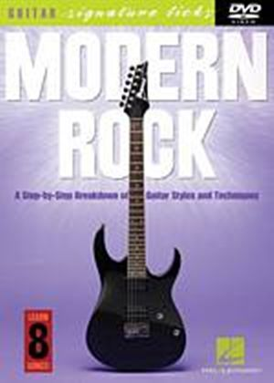 Modern Rock - Guitar Styles And Techniques