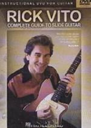 Rick Vito, Complete Guide To Slide Guitar