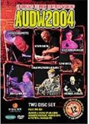 Audw Australias Ultimate Drummer Weekend 2004 (Tw
