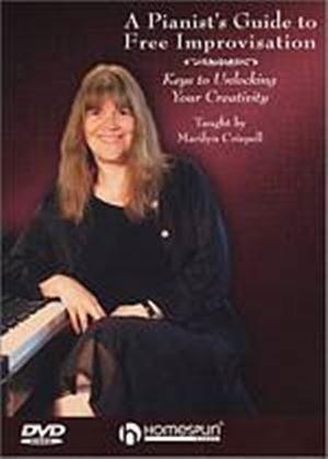 Pianists Guide To Free Improvisation: Taught By Marilyn Crispell