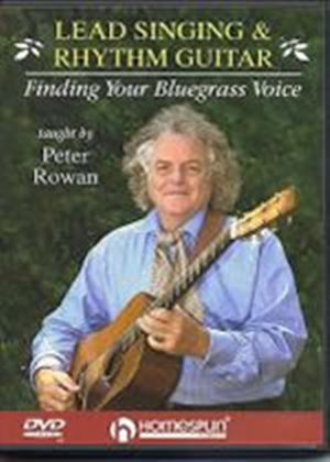 Lead Singing And Rhythm Guitar - Finding Your Bluegrass Voice