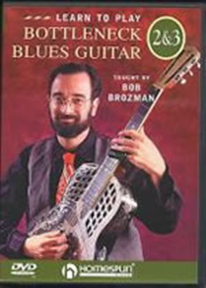 Learn To Play Bottleneck Blues Guitar Vol. 2-3 (Two Discs)