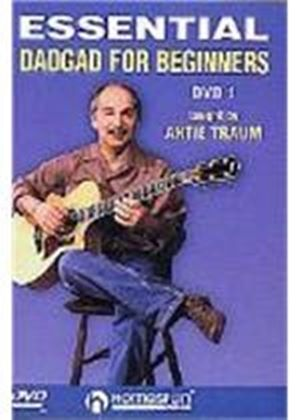 Essential DADGAD For Beginners DVD - Vol. 1