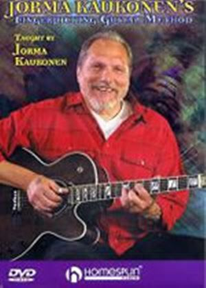Jorma Kaukonen - Fingerpicking Guitar Method (Two Discs)