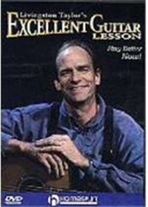 Livingston Taylor's Excellent Guitar Lesson