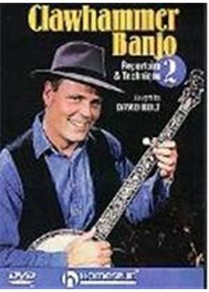 Clawhammer Banjo - Repertoire And Technique 2