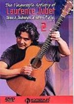 The Fingerstyle Artistry Of Laurence Juber - Vol 2 - Altered Tuning