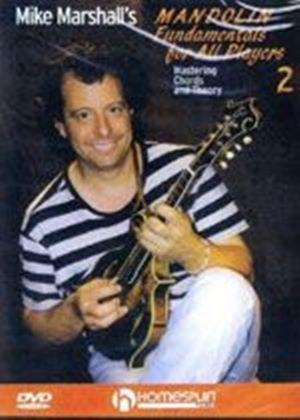 Mike Marshall - Mandolin Fundamentals Vol.2