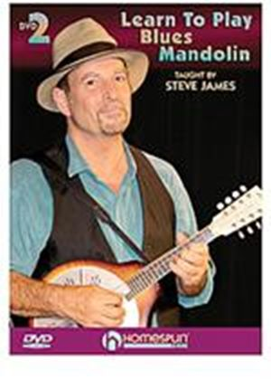 Learn To Play The Blues Mandolin Vol.2