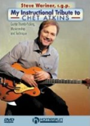 Steve Wariner c.p.g: My Instructional Tribute to Chet Atkins