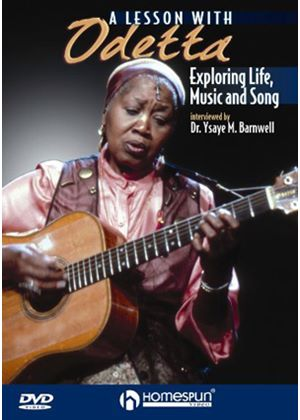 Lesson With Odetta - Exploring Life, Music And Song