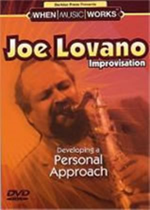 Joe Lovano - Improvisation