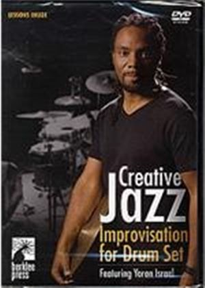 Creative Jazz Improvisation For Drum Set