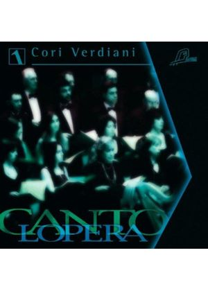 Cantolopera: Cori Verdiani, Vol. 1 (Music CD)