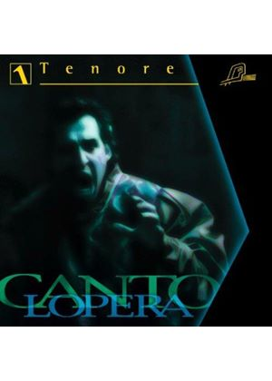Cantolopera: Tenore, Vol. 1 (Music CD)