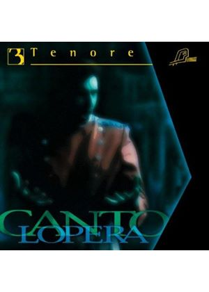 Cantolopera: Tenore, Vol. 3 (Music CD)