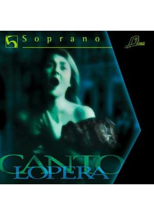 Cantolopera: Soprano, Vol. 5 (Music CD)