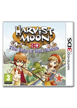 Harvest Moon: The Tale Of Two Towns (Nintendo 3DS)
