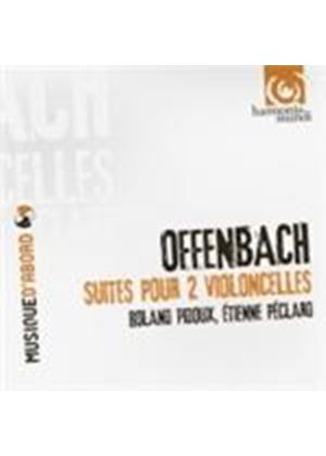 Offenbach: Suites for Two Cellos (Music CD)