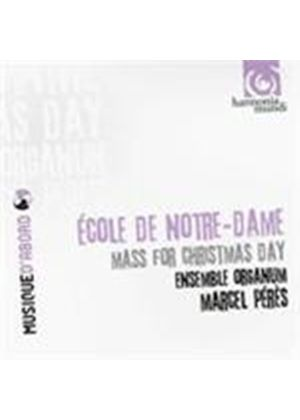 École de Notre Dame - Christmas Day Mass (Music CD)